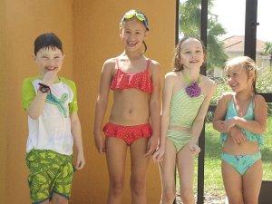 The cousins in Orlando