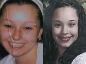 Amanda Berry and Gina DeJesus are two of three women freed after years in captivity.