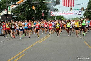 I've signed up for the 2014 Cotton Row Run 10K.