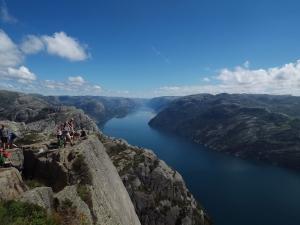 prekestolen fjord