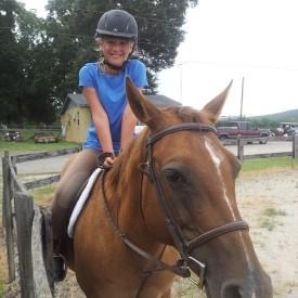 serina horse