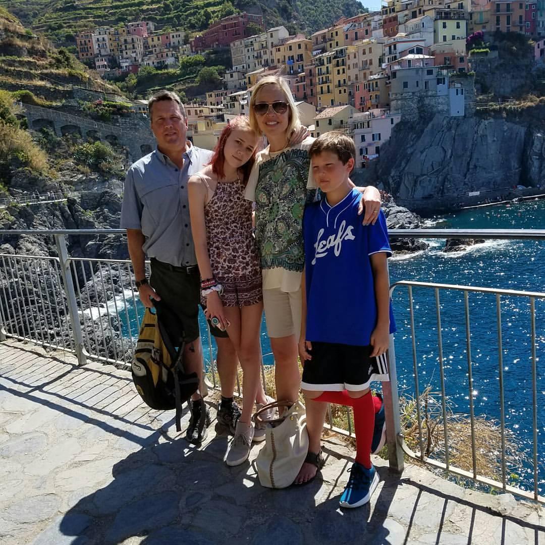 heidi and Jim pickett family