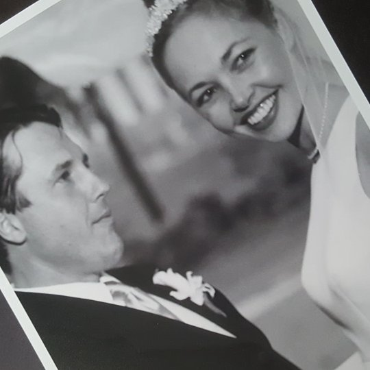 Heidi and Jim pickett wedding