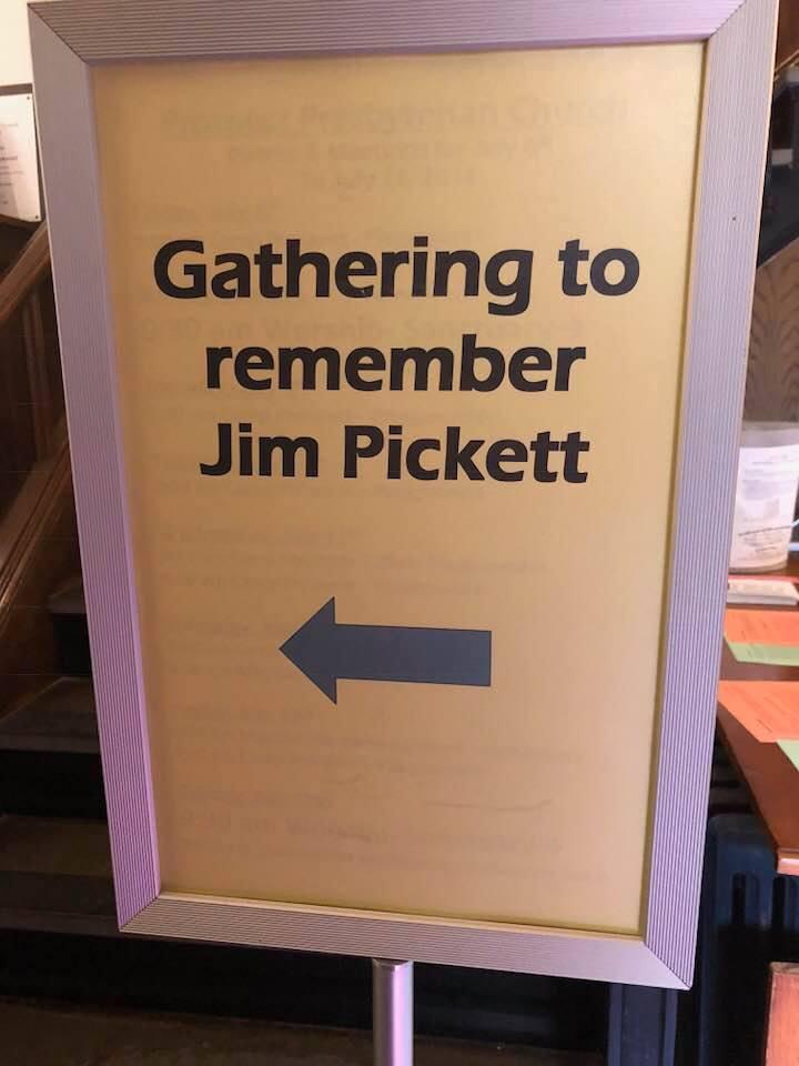 remembering Jim Pickett